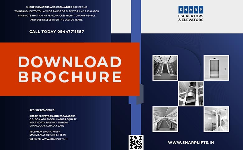 Download Sharp Elevators and Escalators Brochure